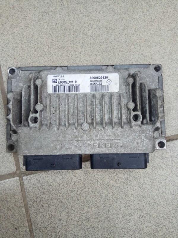 Блок управления акпп Renault Megane 2 УНИВЕРСАЛ К4М813 2008 (б/у)