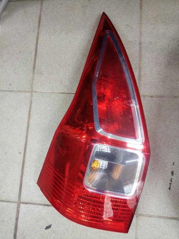 Фонарь задний (стоп сигнал) Renault Megane 2 УНИВЕРСАЛ К4М813 2008 задний левый (б/у)
