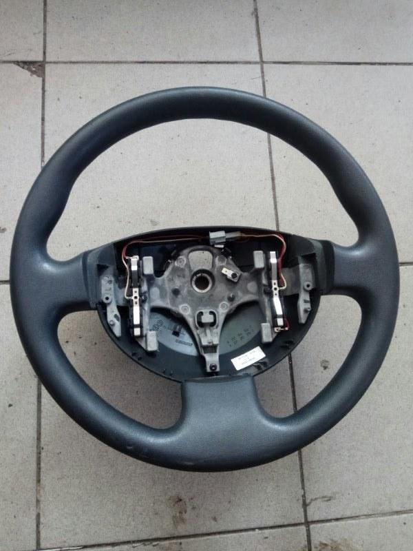 Рулевое колесо Renault Megane 2 УНИВЕРСАЛ K4M812 2006 (б/у)