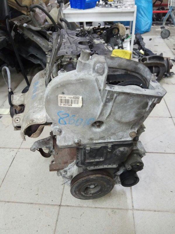 Двигатель Renault Grand Scenic 2 МИНИВЭН K4M766 2006 (б/у)