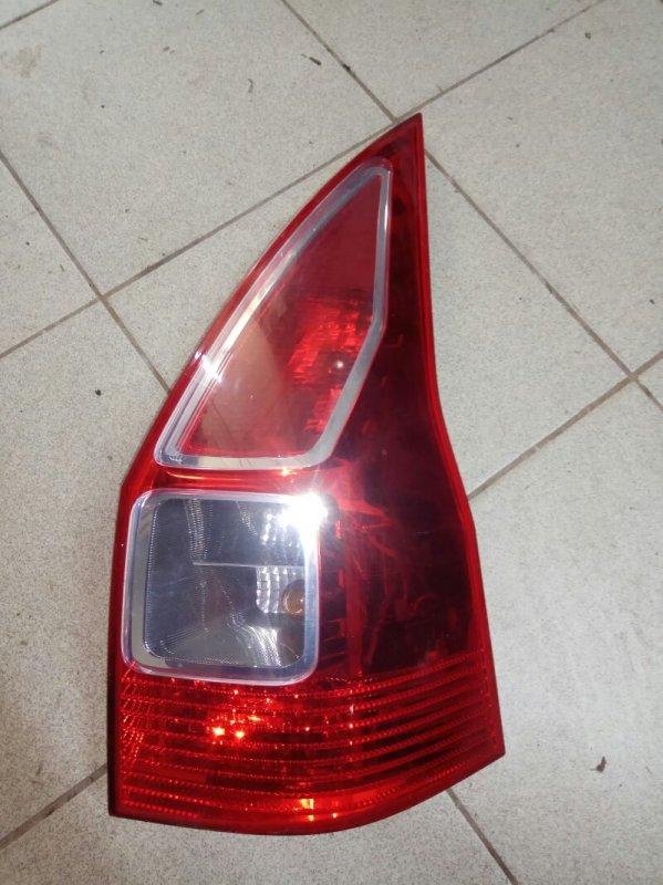 Фонарь задний (стоп сигнал) Renault Megane 2 УНИВЕРСАЛ K4M812 2006 задний правый (б/у)