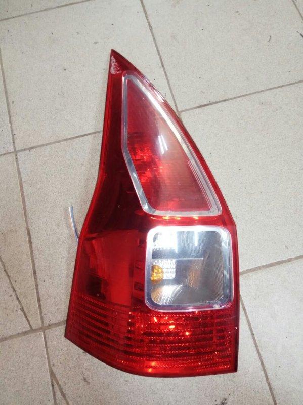 Фонарь задний (стоп сигнал) Renault Megane 2 УНИВЕРСАЛ K4M812 2006 задний левый (б/у)