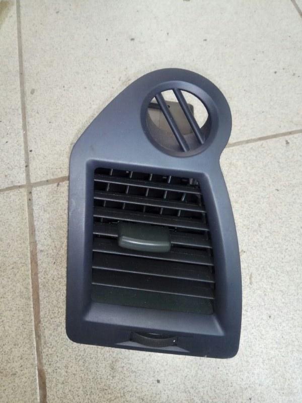 Дефлектор отопителя Renault Megane 2 УНИВЕРСАЛ K4M812 2006 передний левый (б/у)