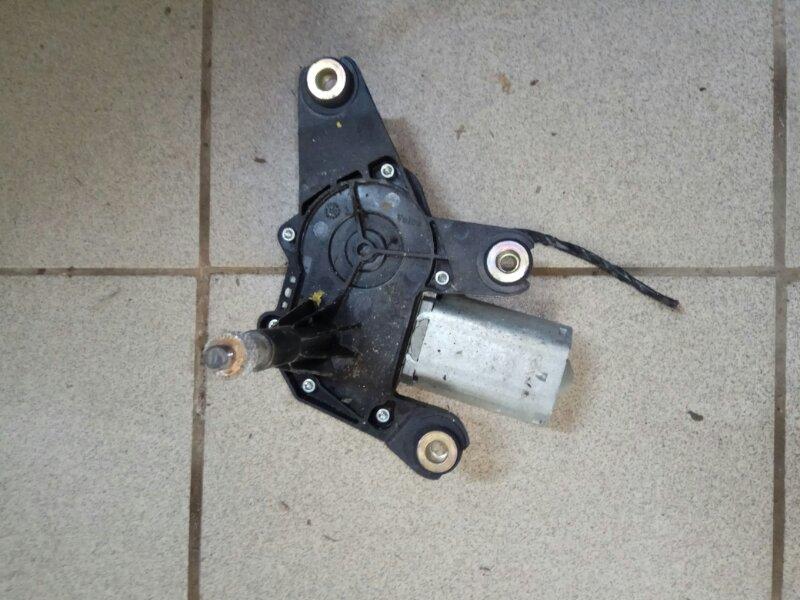 Мотор стеклоочистителя Renault Megane 2 УНИВЕРСАЛ K4M812 2006 задний (б/у)