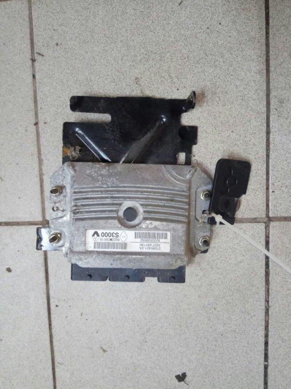 Эбу Renault Megane 2 УНИВЕРСАЛ K4M812 2006 (б/у)