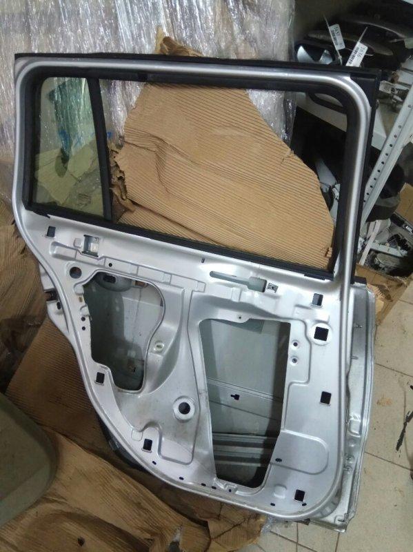Дверь Renault Megane 2 УНИВЕРСАЛ К4М856 2008 задняя левая (б/у)
