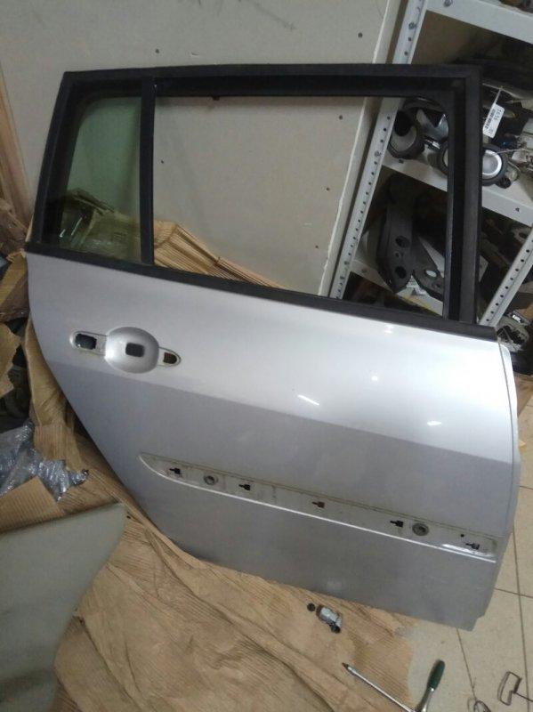 Дверь Renault Megane 2 УНИВЕРСАЛ К4М856 2008 задняя правая (б/у)