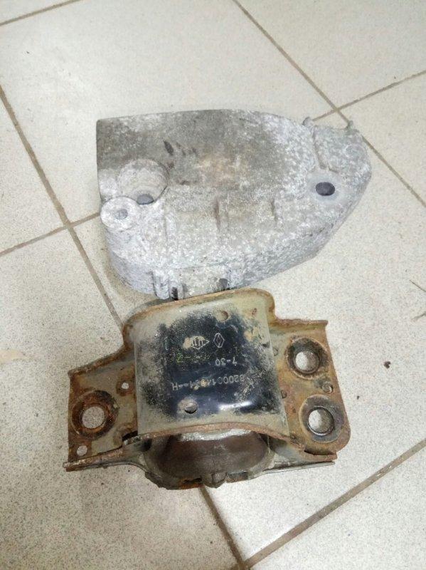 Опора двигателя Renault Megane 2 УНИВЕРСАЛ К4М856 2008 (б/у)