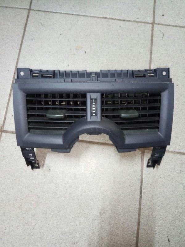 Дефлектор отопителя Renault Megane 2 УНИВЕРСАЛ К4М856 2008 передний (б/у)