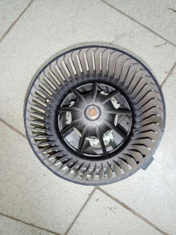 Мотор печки Renault Megane 2 УНИВЕРСАЛ К4М856 2008 (б/у)