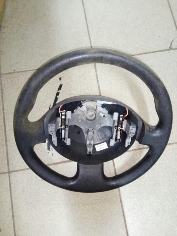 Рулевое колесо Renault Megane 2 УНИВЕРСАЛ К4М856 2008 (б/у)
