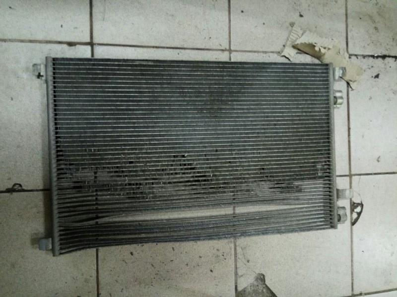 Радиатор кондиционера Renault Megane 2 УНИВЕРСАЛ К4М856 2008 (б/у)