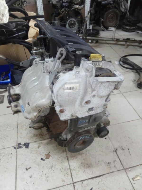 Двигатель Renault Megane 2 УНИВЕРСАЛ К4М856 2008 (б/у)