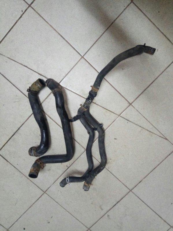 Патрубки охлаждения Renault Megane 2 УНИВЕРСАЛ К4М856 2008 (б/у)