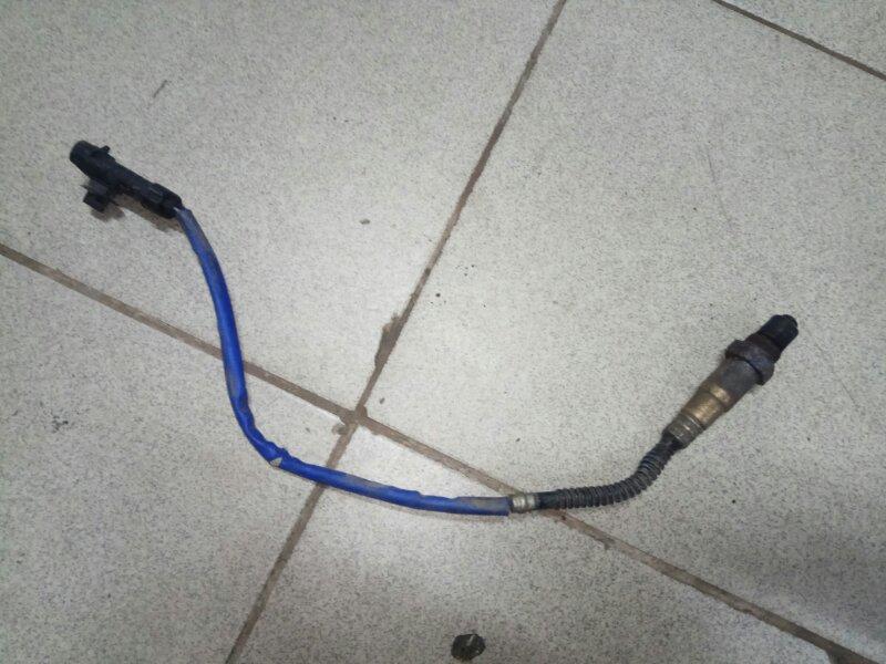 Датчик кислорода Renault Megane 2 УНИВЕРСАЛ К4М856 2008 задний (б/у)