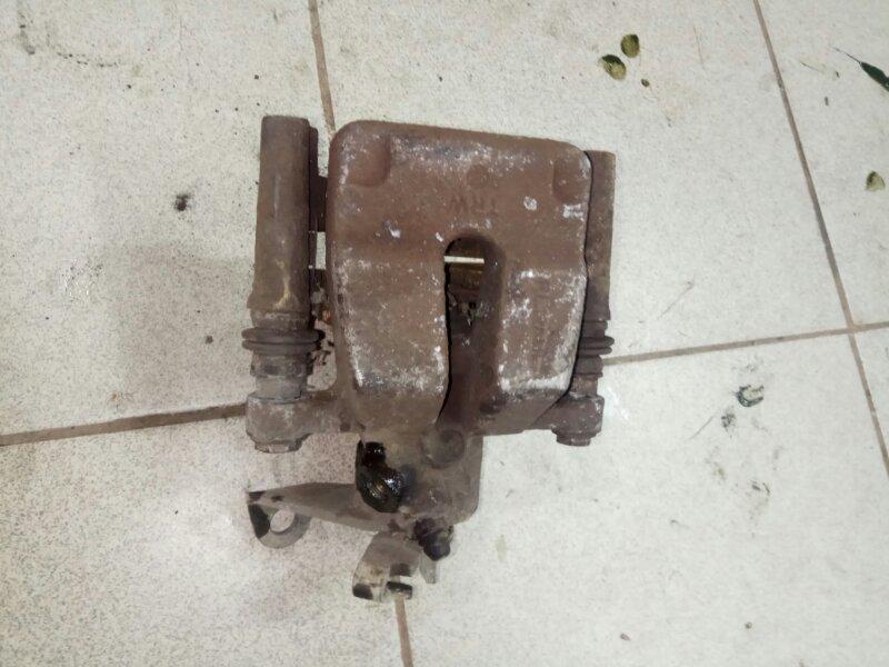 Суппорт Renault Scenic 2 УНИВЕРСАЛ K9K732 2007 задний правый (б/у)