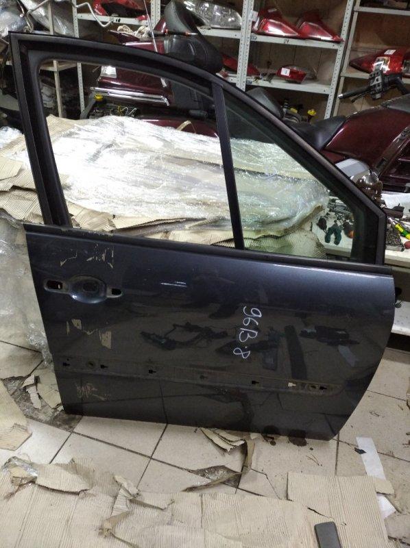 Дверь Renault Scenic 2 УНИВЕРСАЛ K9K732 2006 передняя правая (б/у)
