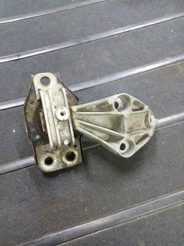 Опора двигателя Renault Scenic 2 УНИВЕРСАЛ K9K732 2006 передняя (б/у)