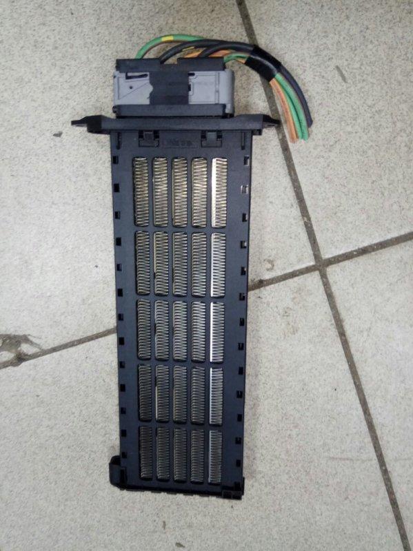Нагреватель воздуха электрический Renault Scenic 2 УНИВЕРСАЛ K9K732 2007 (б/у)