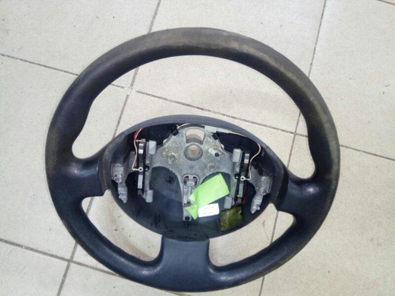 Рулевое колесо Renault Scenic 2 УНИВЕРСАЛ K9K732 2007 (б/у)