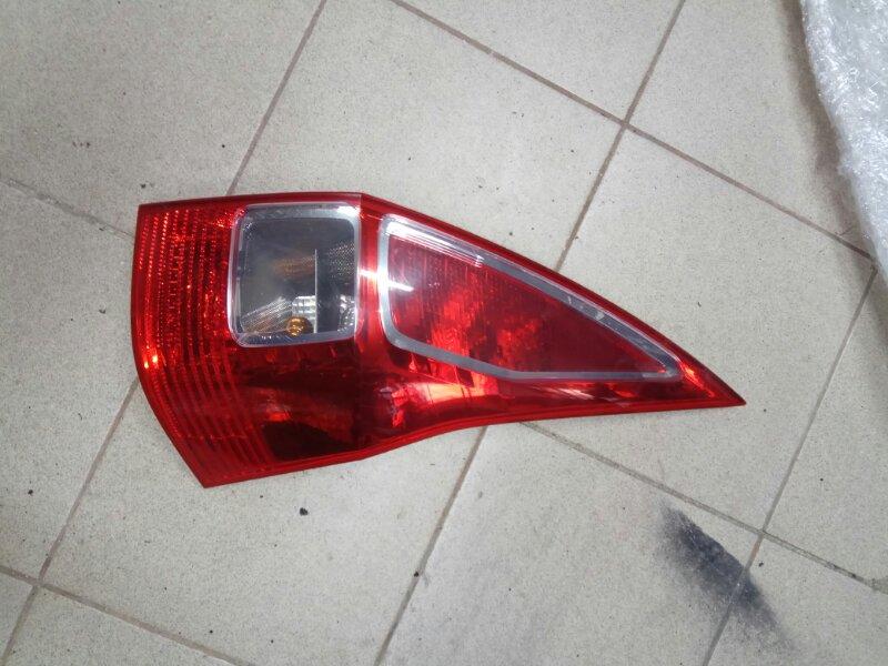 Фонарь задний (стоп сигнал) Renault Megane 2 УНИВЕРСАЛ K9K732 2008 задний правый (б/у)