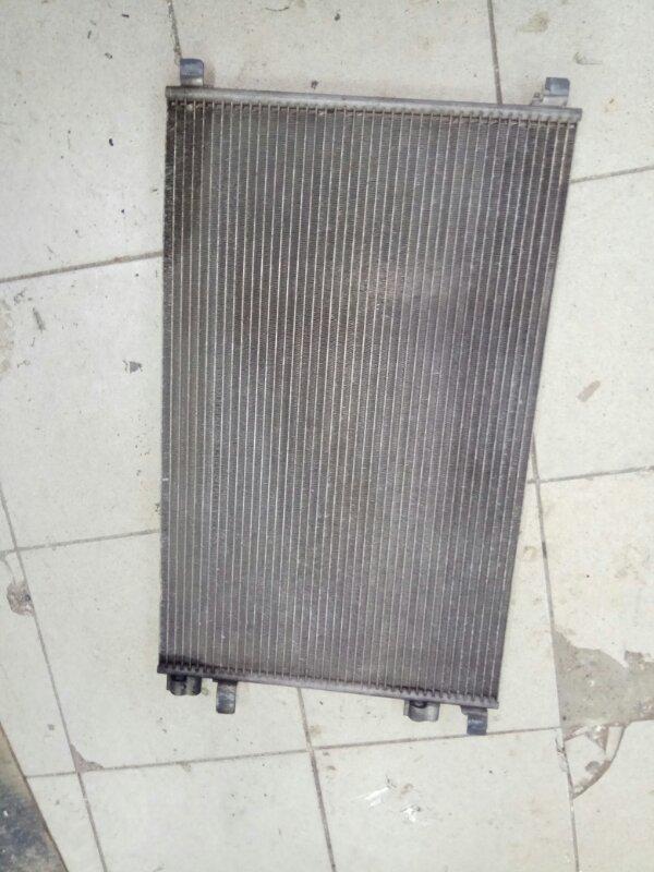 Радиатор кондиционера Renault Megane 2 УНИВЕРСАЛ K9K732 2008 (б/у)
