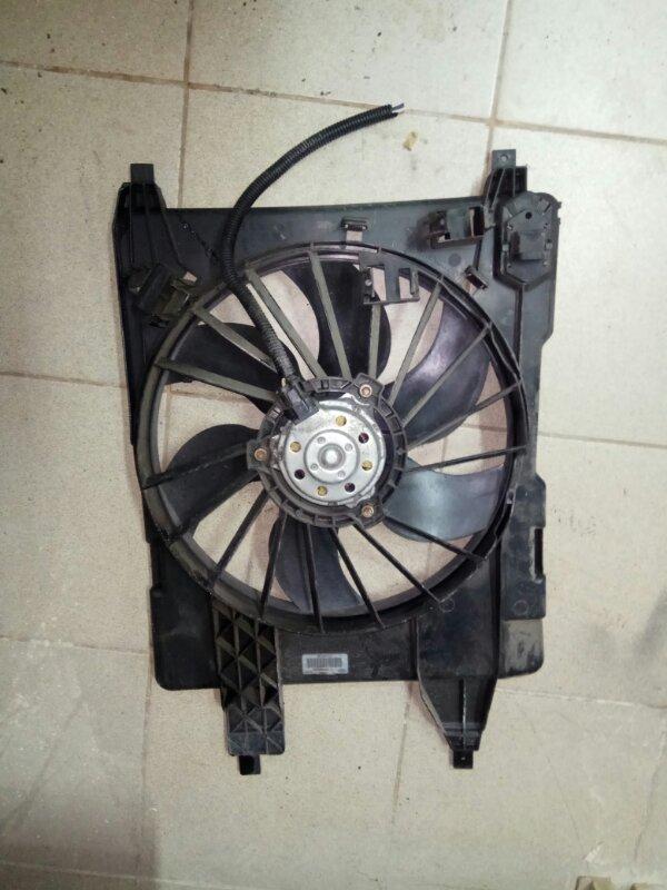 Вентилятор радиатора Renault Megane 2 УНИВЕРСАЛ K9K732 2008 (б/у)