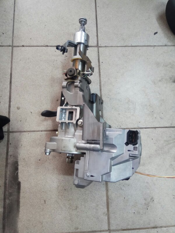 Электро-усилитель руля Renault Scenic 2 K9K732 2007 (б/у)