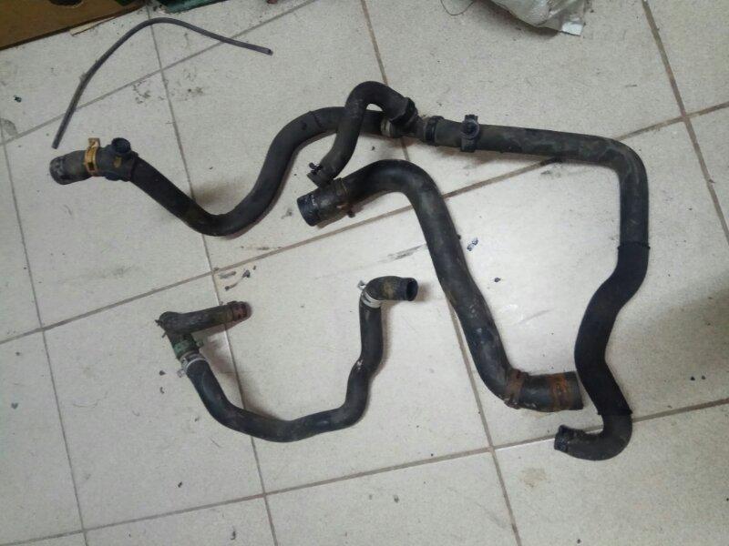 Патрубки охлаждения Renault Scenic 2 K9K732 2007 (б/у)
