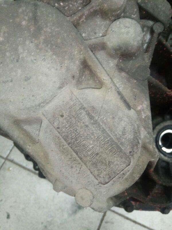 Мкпп Renault Scenic 2 K9K732 2007 (б/у)