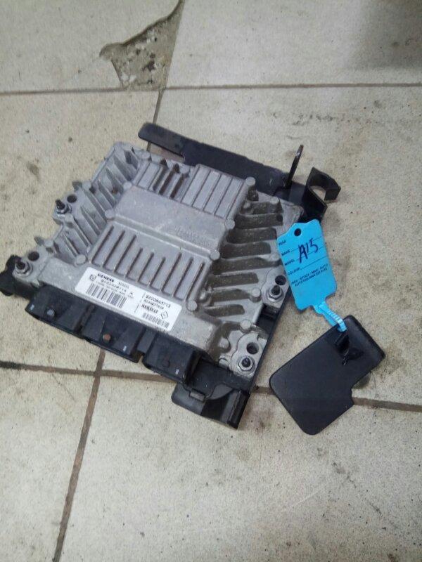 Блок управления двигателем Renault Megane 2 УНИВЕРСАЛ K9K732 2008 (б/у)