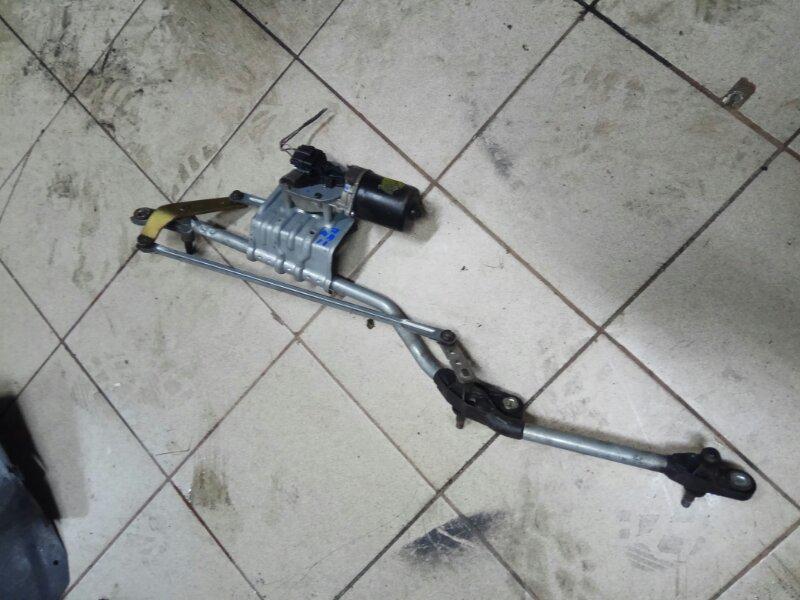 Тропеция стеклоочистителя Renault Scenic 2 K9K732 2007 (б/у)