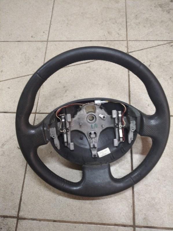 Рулевое колесо Renault Scenic 2 K9K732 2007 (б/у)