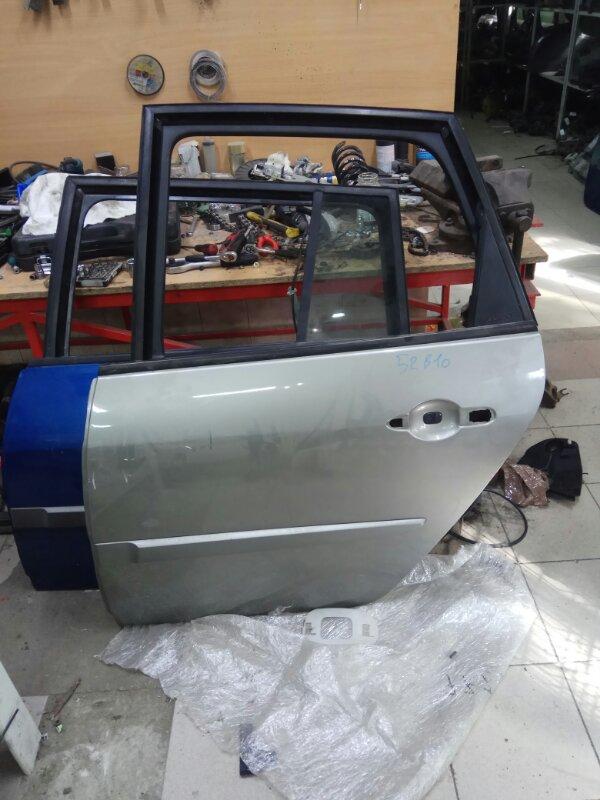 Дверь Renault Grand Scenic 2 МИНИВЭН K4M766 2006 задняя левая (б/у)