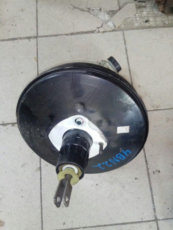 Усилитель тормозов вакуумный Renault Scenic 2 K9K732 2007 (б/у)