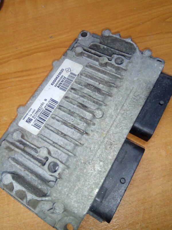Блок управления акпп Renault Megane 2 К4М813 2007 (б/у)