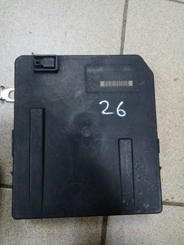 Блок предохранителей Renault Megane 2 К9К 2007 (б/у)