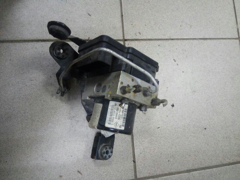 Блок управления abs Renault Megane 3 К9К 2011 (б/у)