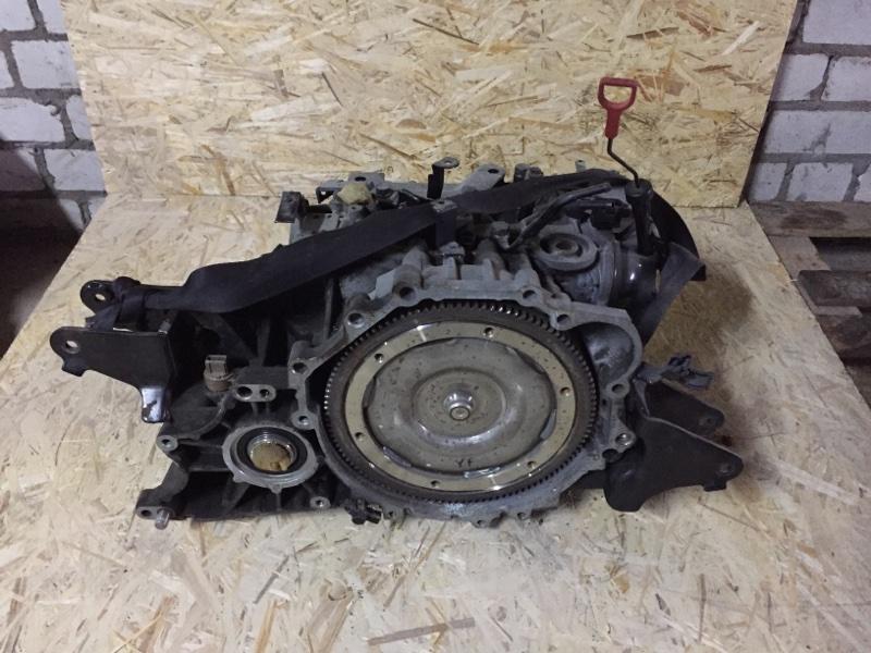 Акпп (автоматическая коробка переключения передач) Hyundai Tucson JM D4EA 2006 (б/у)