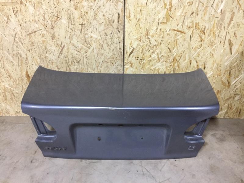Крышка багажника Заз Chance T100 МЕМЗ-307 2009 (б/у)