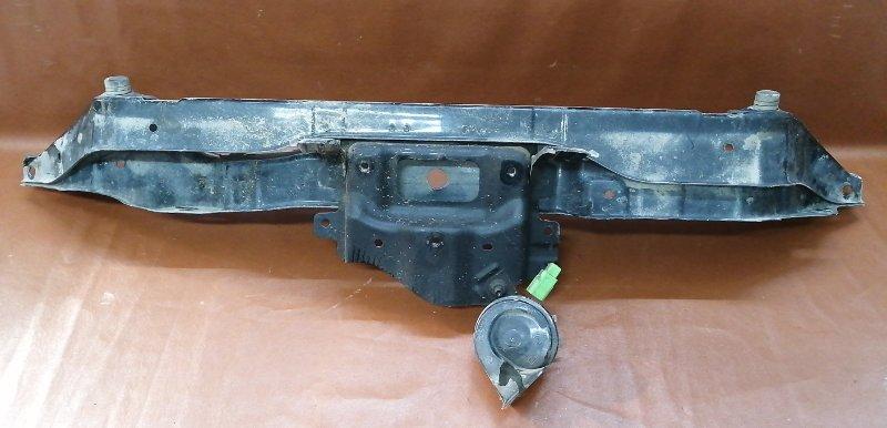 Панель передняя (телевизор) Nissan Note E11 HR16DE 2007 (б/у)