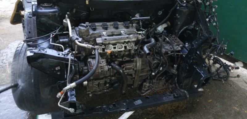 Двигатель Nissan Note E11 HR16DE 2007 (б/у)