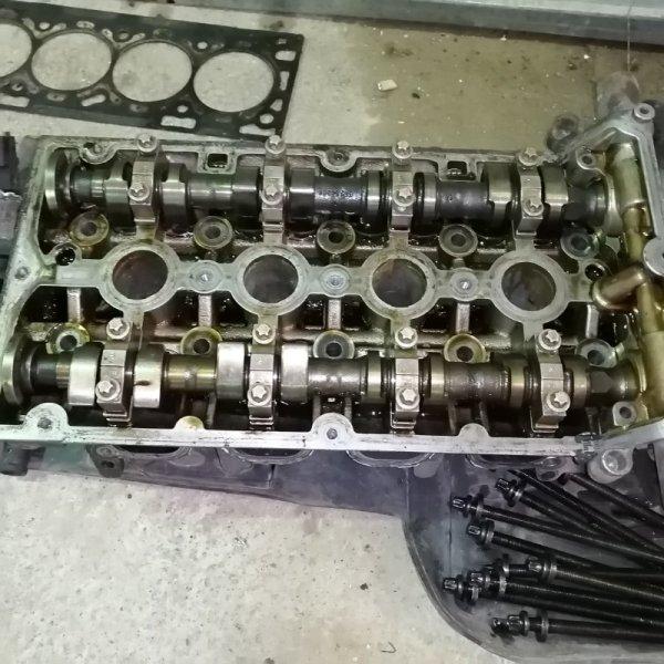 Головка блока цилиндров Opel Vectra C Z18XER 2006 (б/у)