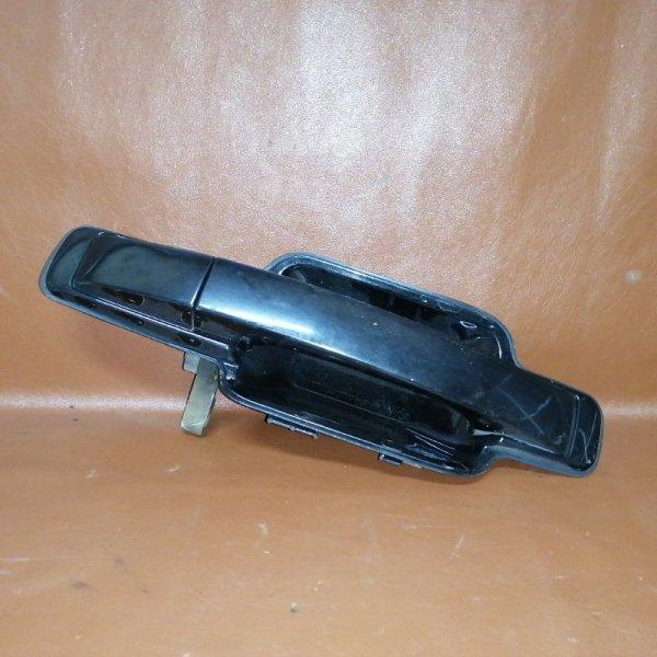Ручка двери внешняя Ssangyong Actyon Sports QJ D20DT 2011 задняя левая (б/у)