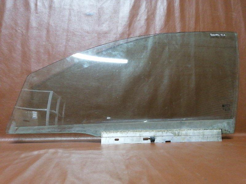 Стекло двери передней Opel Vectra C Z18XER 2006 левое (б/у)