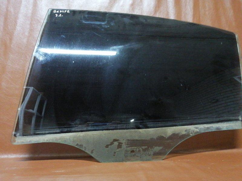 Стекло двери задней Opel Vectra C Z18XER 2006 левое (б/у)