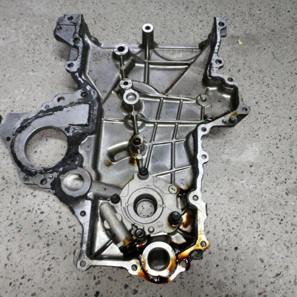 Крышка двигателя Hyundai Creta GS G4FG 2016 передняя (б/у)