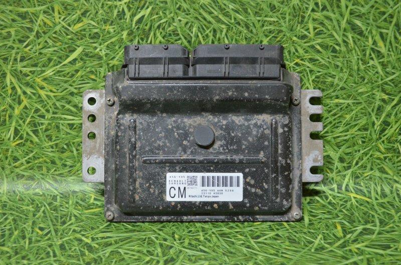 Блок управления двигателя (эбу) Nissan Almera Cllasic B10 QJ16DE 2006 (б/у)