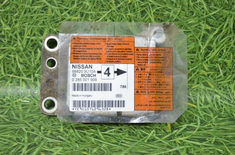 Блок управления air bag Nissan Note E11 HR16DE 2007 (б/у)