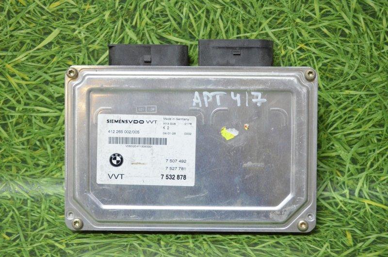 Блок управления двигателя (эбу) Bmw 7 E65 N62B44 2004 (б/у)